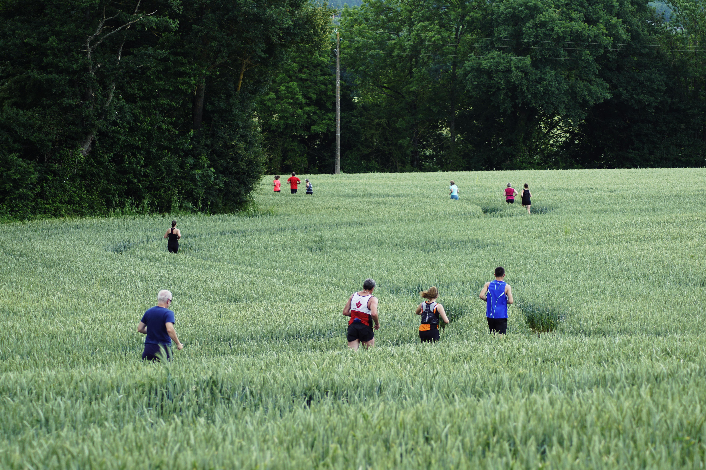 trail d'Eco Verte - 7 kms